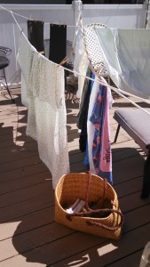 Deck Laundry With Bag 4